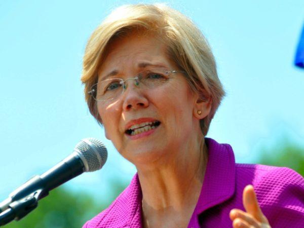 Senator Elizabeth Warren (Photo: Edward Kimmel/Wikimedia)