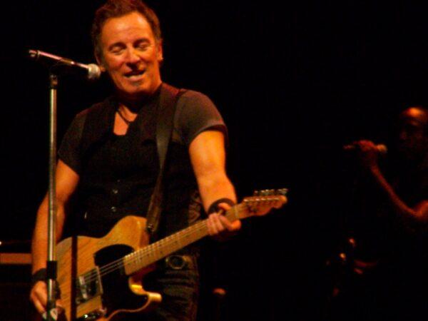 Bruce Springsteen, Dream Tour 2009 (Wikimedia / manu_gt500).
