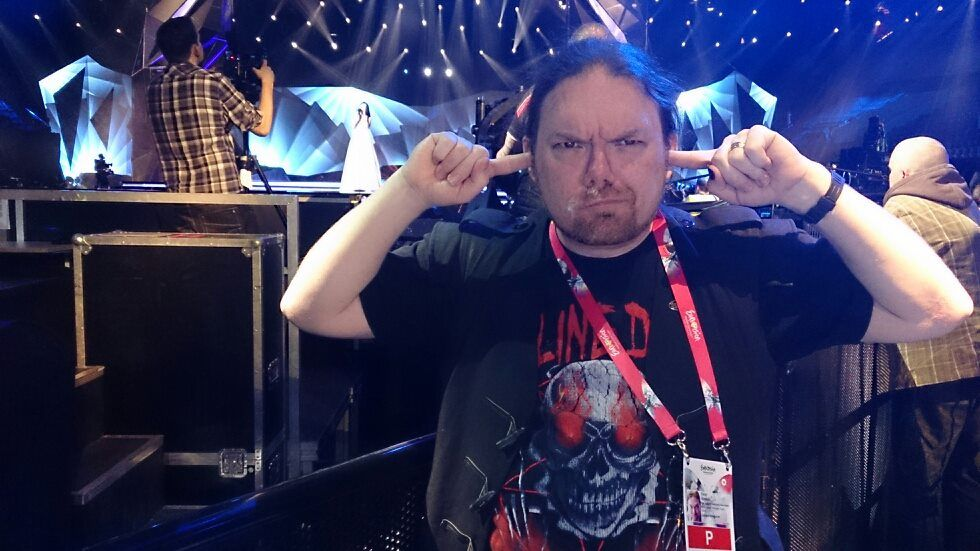 Eurovision Song Contest rehearsals in 2013 (Ewan Spence)