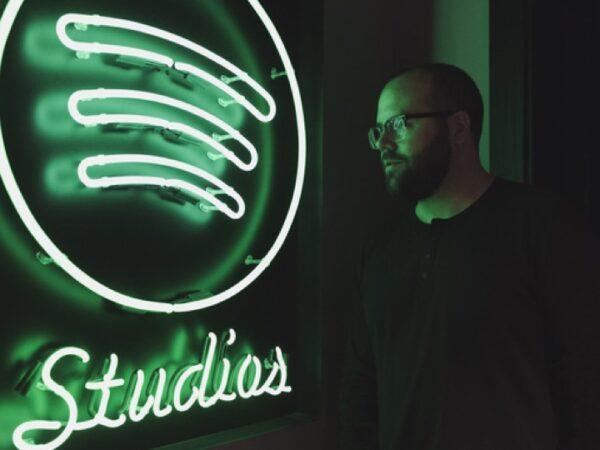 Spotify's Neon Logo